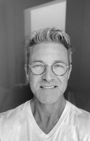 Todd Williamson in his Studio - Portrait Photo